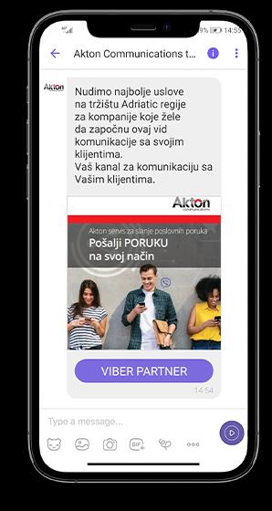 Viber Promotivni SMS
