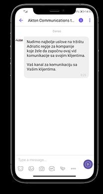 Viber Transakcioni SMS
